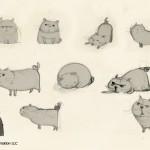 Home_pigsketch002_takao_noguchi